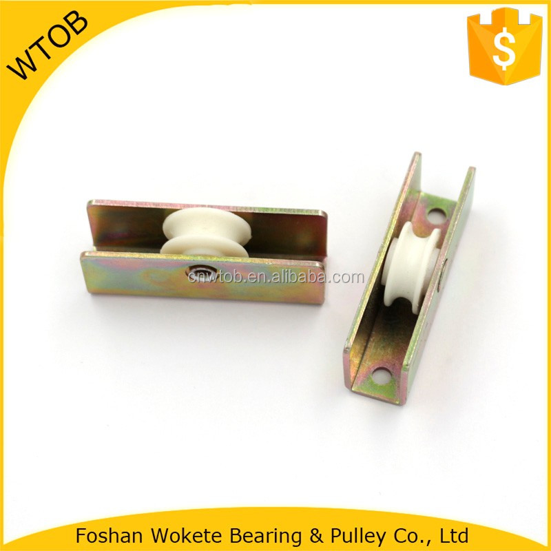 Slim Steel Punching Part with Single Roller