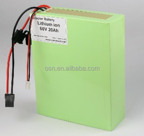 Lithium Battery 12v 24v 36v 48v 60v 72v 10ah 15ah 20ah 30ah 40ah Electric Bike Battery