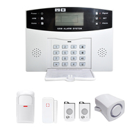 Danmini GSM alarm system home security, home security system GSM alarm YA-500-GSM