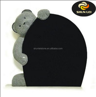 Lovely bear headstone UK