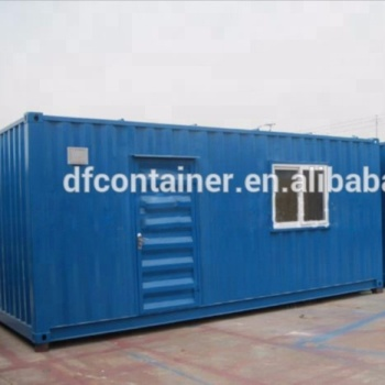 China 20ft 40ft Two Floors Movable Villa House Made from Shipping Containers China