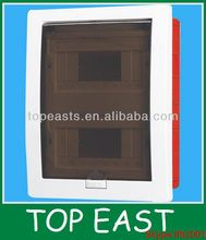 Electrical distribution box size 6,8,12,16,24,36way light Distribution board