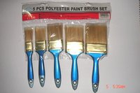 Wooden Or Plastic Handle White Bristle Paint Brush Free Samples Wall Cover Paint Roller Brush In Brush