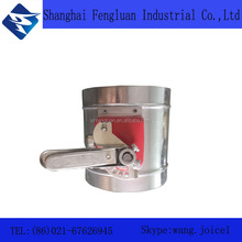 Electric Air Damper with Galvanized Material