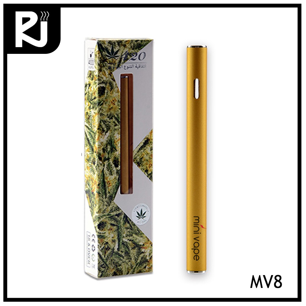 Best selling vaporizer products MV8 modern electric smoking pipe