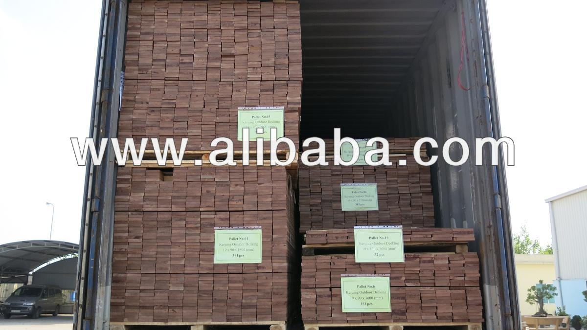 Hardwood Timber Decking Importer and Exporter