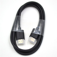 Wholesales HDMI 2.0 cable support 1080P 2016P 4K*2K 3D Ethernet 1m,1.5m,2m,3m,5m,10m,15m,20m hdmi to vga rca cable