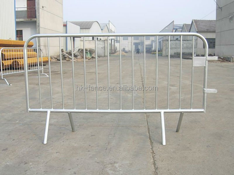 factory supply Temporary crowd control barriers Australian standard