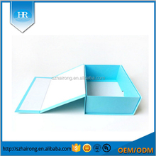 Wholesale costom packing gift box with magnetic closure