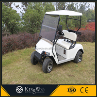 Commercial Cheap Used Electric Golf Carts with 4 Wheels