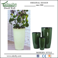 China flower vase painting designs for home decoration
