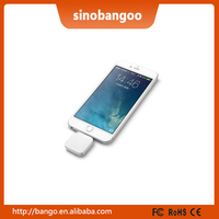 Wholesales Convenience Factory Price 370mah Pockets Phone Charger Emergency Power Down for iPhone