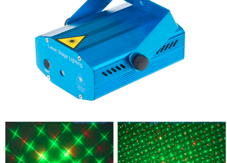 Mini Keyboard Laser Light / mini laser stage lighting