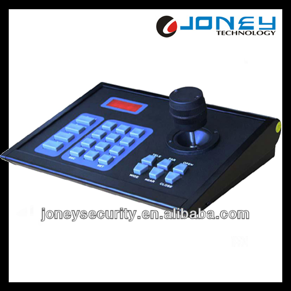 Alnico Case LED Screen CCTV keyboard Controller