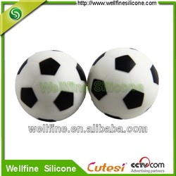 Newly silicone football for sporting souvenir