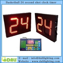 Professional Full Colour display Basketball Electronic LED Shot Clock
