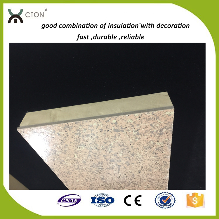 Light Weight Thermal Insulation Sandwich Panel For Exterior Wall