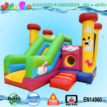 farm animals bounce obstacle used party jumpers for sale