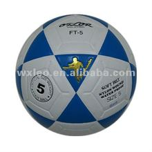 Laminated size 5 PU promotional Soccer ball
