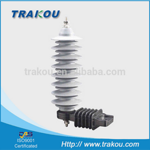 China Wenzhou Meto Electrical 90KV high voltage transformer lightning arrester design for buildings