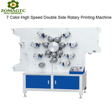 Printing Machine/Rotary Label Press /Seven-color Double-side High-speed Rotational Belt Printer
