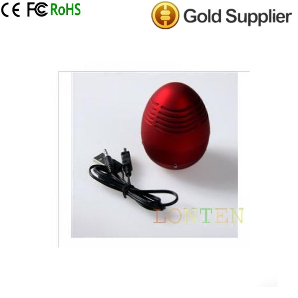 professional speaker Dropshipping, Mini egg speaker, sound box for MP3/MP4 player/ computers/ phones