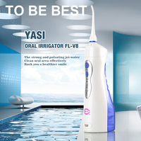YASI Dental Care Water Jet Oral Irrigator Flosser Tooth SPA Teeth Pick Clean