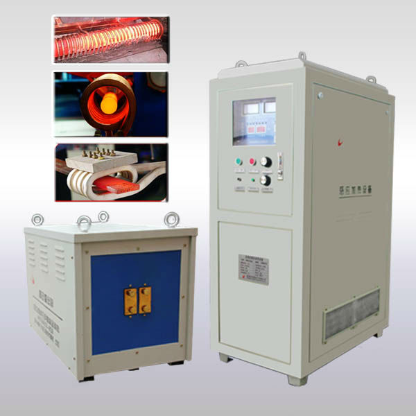 induction heating quenching machine steel iron aluminum brass copper plate