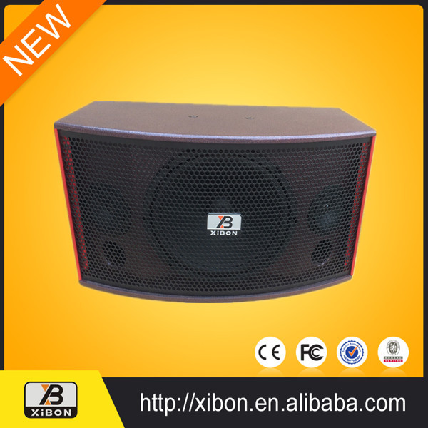 Rechargeable dj powered subwoofer