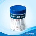 Hot sale! Multi-Drugs Urine test cup with temperature strip