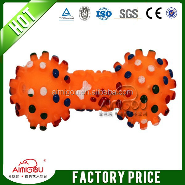 2014 Aimigou Q-15 wholesale dog toy rubber bones