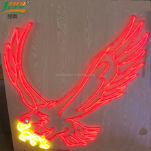 low volatge fashion electronic custom made led business signs
