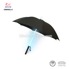 Top sale changing color light personalized promotional LED umbrella