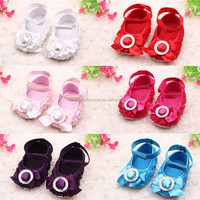 Baby Shoes 3 to 6 Months For Toddler Girls With Anti-Slip Sole Wholesale