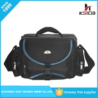 Ladies one shoulder dslr waterproof camera bags backpack
