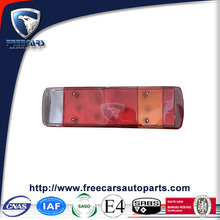 factory price tail lamp,auto replacement rear light with cable for sales used for scania