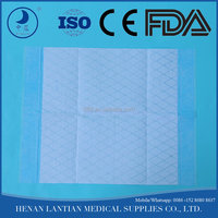 medical supply disposable pad maternity pads with belt