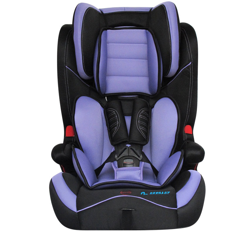 Featured New Brand kid motor safety seats 7 position headrest adjustment