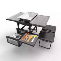 new concept barbecue grill tables bbq table outdoor barbecue shelf