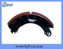 2014 cheap chinese motorcycle brake shoes CD110