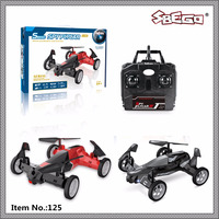 sbego X9 RC flying car with 2 mega pixels camera 2016 new item