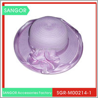 Discount original fashionable ladies natural straw hat