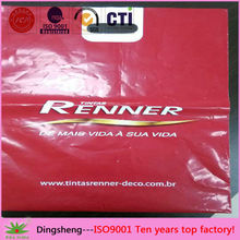 Good quality bags plastic/plastic bag printing for Canada market