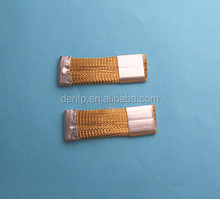 Dental Disposable brass wire brush for rust removal
