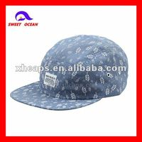 Hot style cheap blank snapback hat