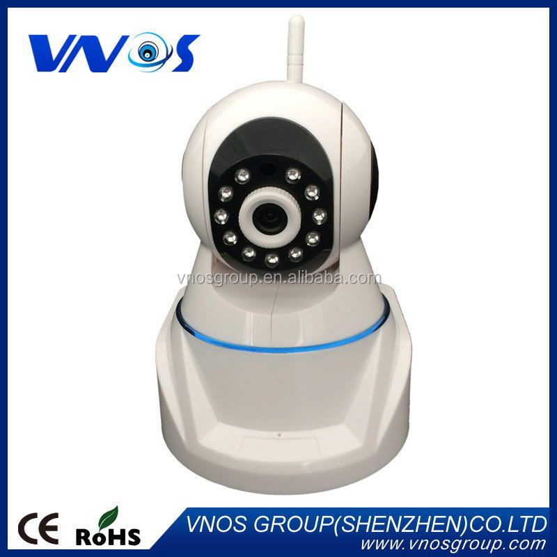 Economical style made in china indoor p2p plug and play ip camera