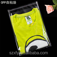 Plastic bags /clothes Packing Poly Self Adhesive Bag For Apparel