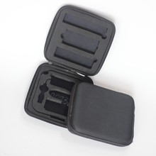 eva tool cases, pu leather tool case with foam insert