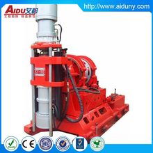High efficient low cost hydraulic core manual drilling equipment
