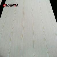 poplar veneer plywood white oak veneer plywood 2-22mm